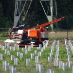 aanleg zonnepark
