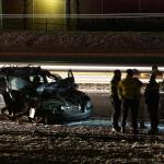 Zwaargewonde bij ernstig verkeersongeval snelweg A50 bij Son