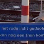 Twee doden aanrijding trein en auto Harlingen