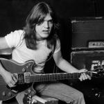 Gitarist Malcolm Young AC/DC overleden