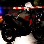 afzetlint-donker-politie-motor