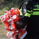 Poltie schiet man dood in Schiedam