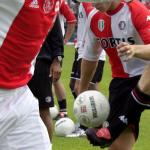 Zondag de klassieker Ajax Feyenoord