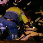 Rotterdammer (24) overleden en vrouw (33) zwaargewond bij ongeval A20