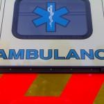Foto van ambulance achterzijde | Archief EHF