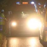 Foto van ambulances in het donker | Archief EHF