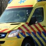 Foto van ambulance   MV - Archief