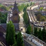 Amsterdam in drie jaar tijd veel groener geworden