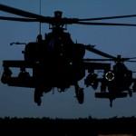 Foto van Apache helikopter | Defensie