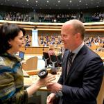 Khadija Arib mag Tweede Kamervoorzitter blijven
