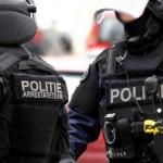 Foto van leden arrestatieteam