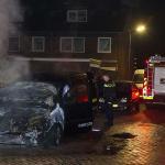 Opnieuw bestelauto van zelfde bestuurder uitgebrand in Den Bosch