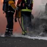 Autobranden Muiderberg