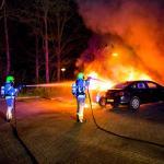 Vlaardingen getroffen door autobranden