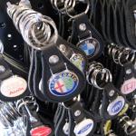 sleutelhangers-auto