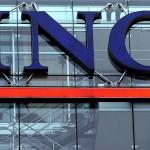 Foto van logo ING bank gebouw | Archief EHF