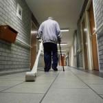 foto van bejaarde verpleging | fbf