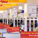 Foto van tankstation | Archief EHF