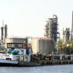 Foto van binnenvaartschip chemisch | Archief EHF