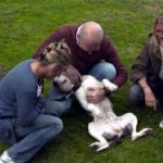 BNN kloont hond