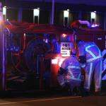 Explosies bij grote brand Deventer