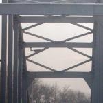 Drie nieuwe betonnen geluidsarme bruggen op traject A27