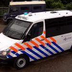 Amsterdamse politie rijdt niet meer met nieuwe ME-bus door gebreken