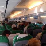 Luchtvaartmaatschappijen kampen met meer aso's op vluchten