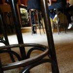 foto van homocafe | fbf archief
