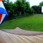 camping-tent-vlag