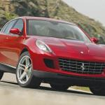Ferrari komt met een vierzits SUV