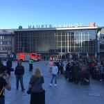 'Gijzeling in apotheek treinstation Keulen'