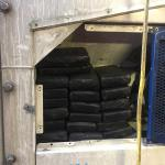 cocaïne, container, verstopt