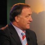 Foto van Dick Advocaat trainer PSV | Archief EHF