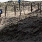 Deltavlieger stort neer in Zeeuws duingebied