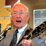 'De man met de gitaar' Eddy Christiani (98) overleden