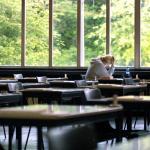 Foto van leerling tijdens eindexamen | Archief EHF