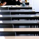 Foto van examen | Archief EHF