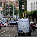 EOD verwijdert explosief in centrum Amsterdam