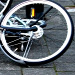 Foto van fiets op de grond | MV