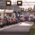 Geduld vakantiegangers naar Zuid-Frankrijk op de proef gesteld