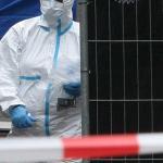 Foto van forensisch onderzoek | Archief EHF