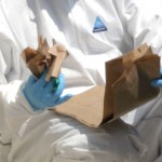 Foto van forensisch onderzoek politie | Archief EHF