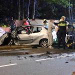 frontale-botsing-gewonden-ambulance