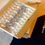 Foto van injectie spuit vaccinatie | Archief EHF