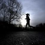 Hardlopers worden getriggerd door zendertjes in Oosterpark