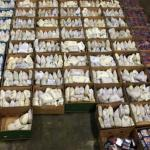 Ruim 1100 kilo heroïne in bakmachines uit Iran en 6 arrestaties