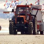Foto van haringkar op strand | Archief EHF