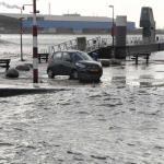 Weinig overlast door hoge waterstand in Vlaardingen
