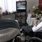 Foto van ouderen in zorginstelling | Archief EHF